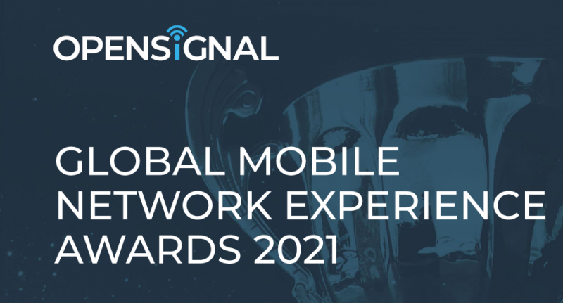 OpenSignal Terbitkan Laporan Global Mobile Network Experience Awards 2021