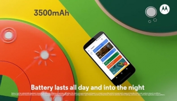 Moto E3 Power Commercial