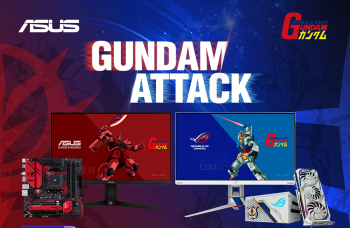 Gundam Launch Wave 1