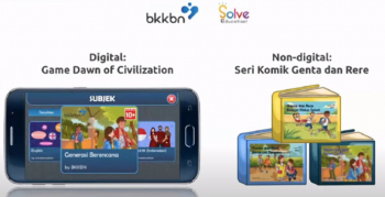 BKKBN dan Solve Education