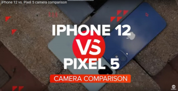 iPhone 12 vs Pixel 5 Camera Comparison